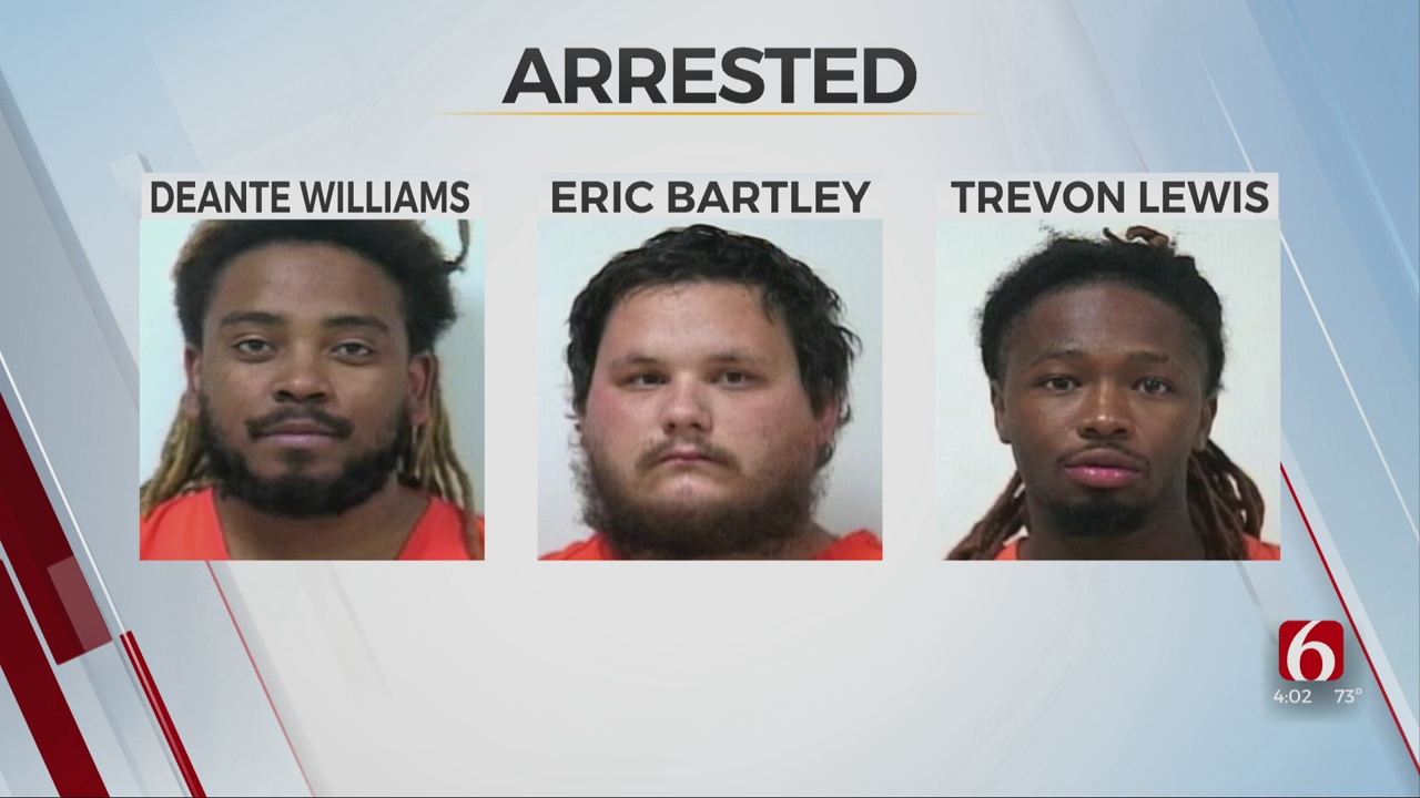 3 Arrested On Suspicion Of Connection To Death Of Bartlesville Man
