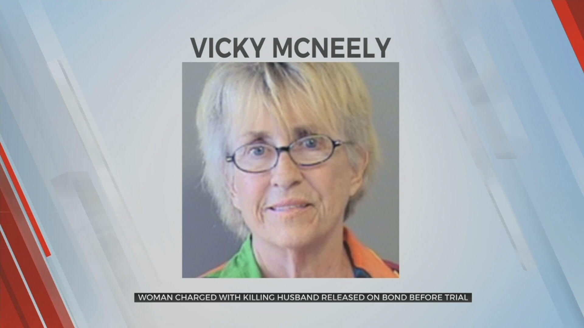 Woman Charged With Killing Husband Released On Bond Before Trial