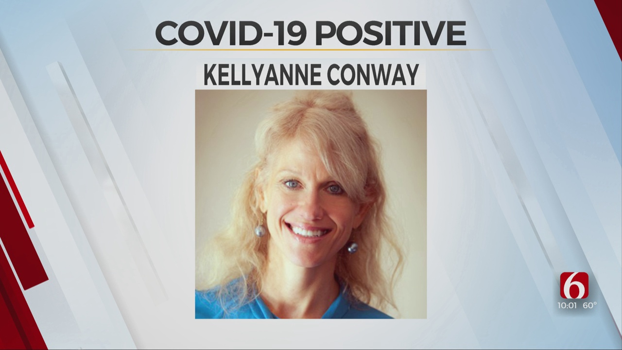 Former Presidential Aide Kellyanne Conway Tests Positive For COVID-19