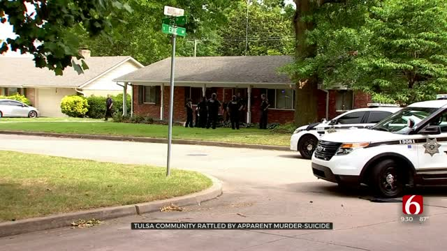 Victims Identified In Apparent Murder-Suicide That Has Rattled Tulsa Community