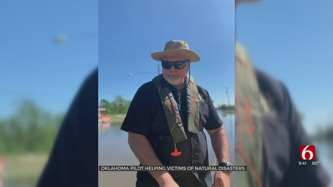 Lindsay Native Teams Up With Cajun Navy To Assist With Hurricane Delta Relief