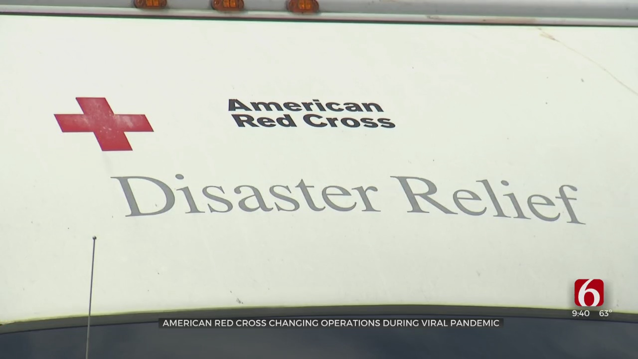 American Red Cross Changes How It Handles Disaster Victims Amid Pandemic