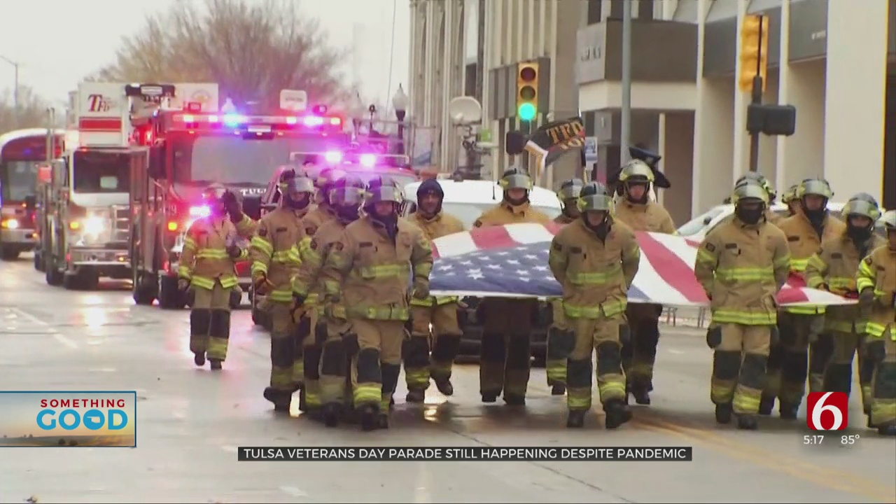 Organizers Overcome Obstacles To Plan Safe Veteran's Day Parade In Pandemic