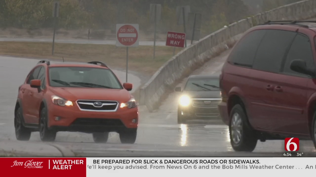 Oklahoma-Made Product Helps Emergency Management Teams Prepare For Storms