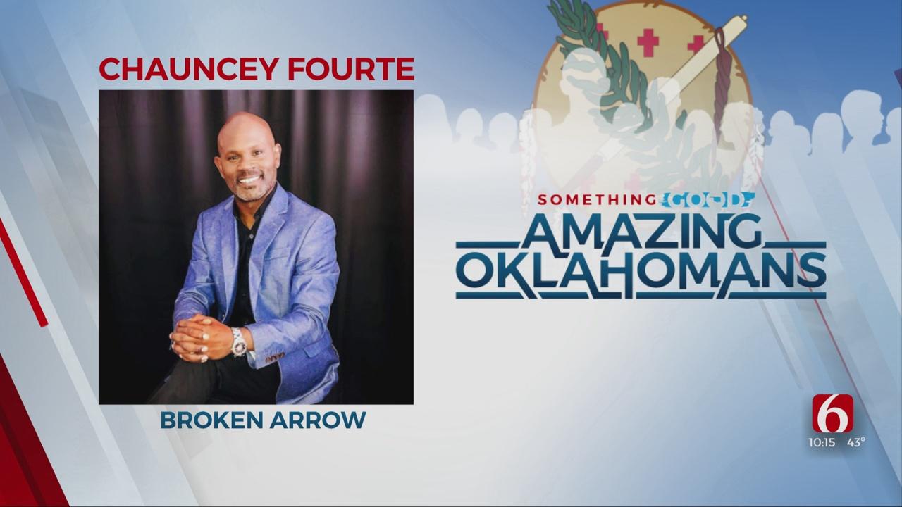 Amazing Oklahoman: Chauncey Fourte