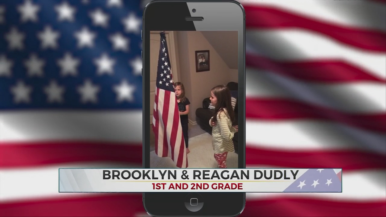 Daily Pledge: Brooklyn & Reagan Dudly