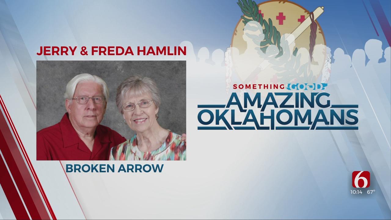 Amazing Oklahoman: Jerry Hamlin