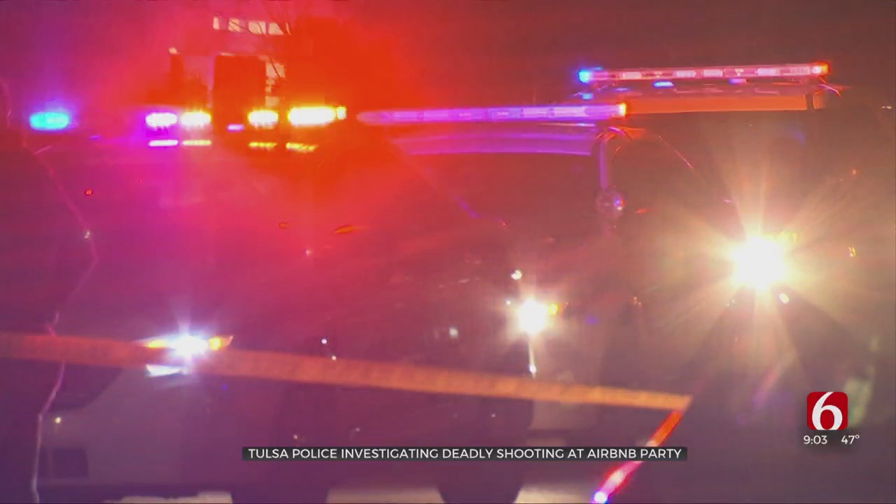 TPD Investigating Shooting Death Of Man At A Party