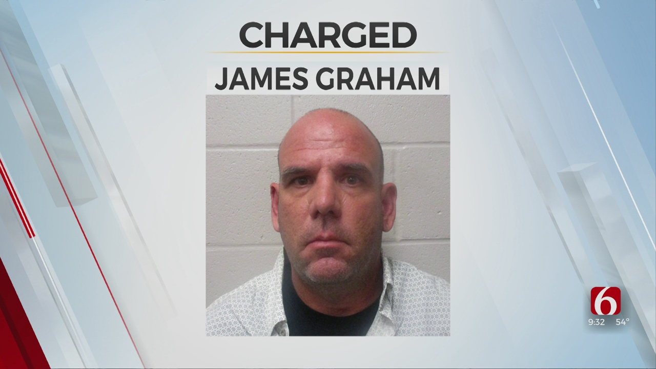 Former Bartlesville Police Officer Charged With Sexual Assault