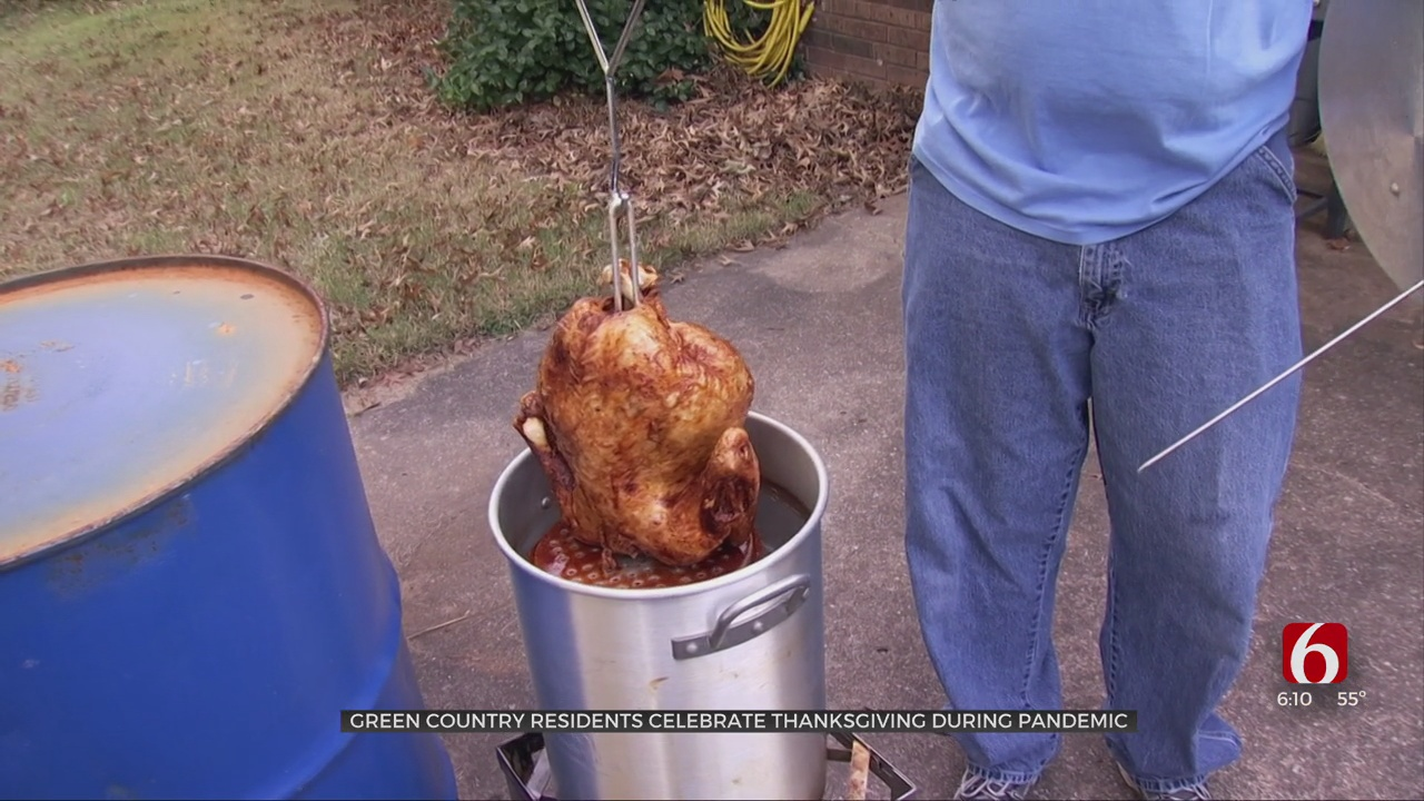 Oklahomans Share How They're Adapting This Thanksgiving, Keeping Some Traditions Alive