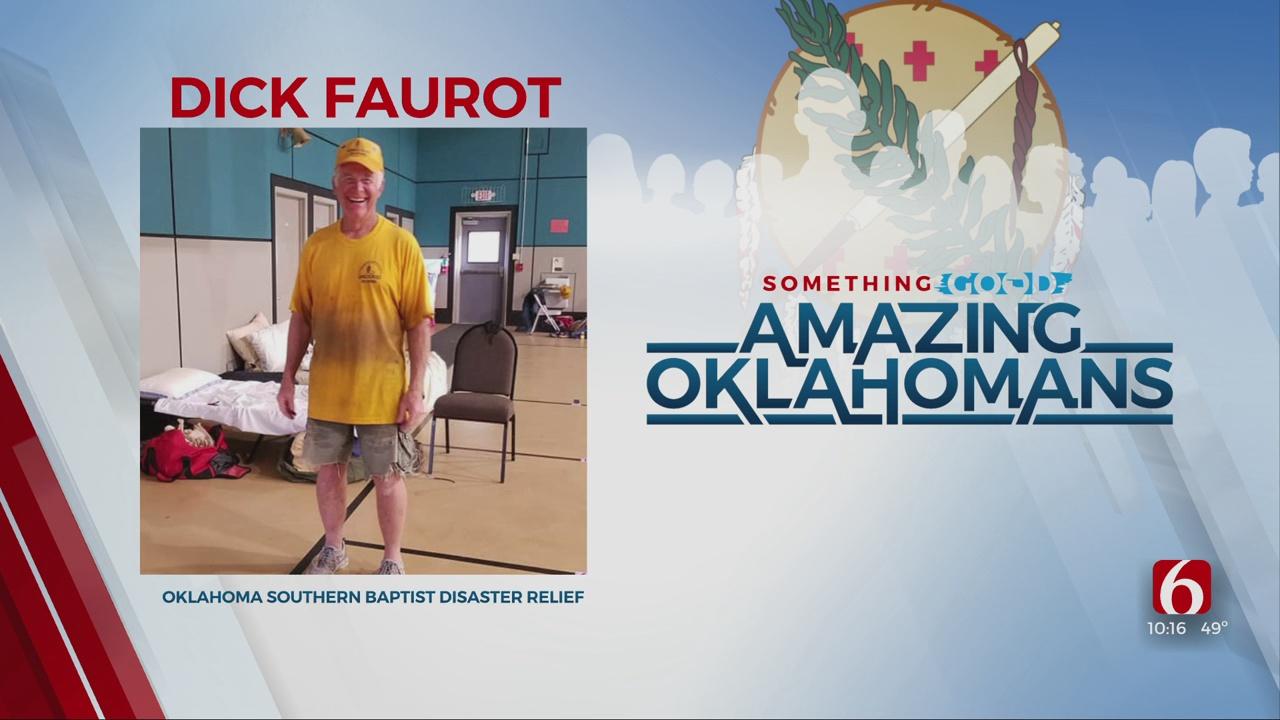 Amazing Oklahoman: Dick Faurot