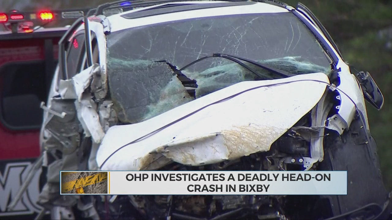 Woman Killed In Head-On Crash