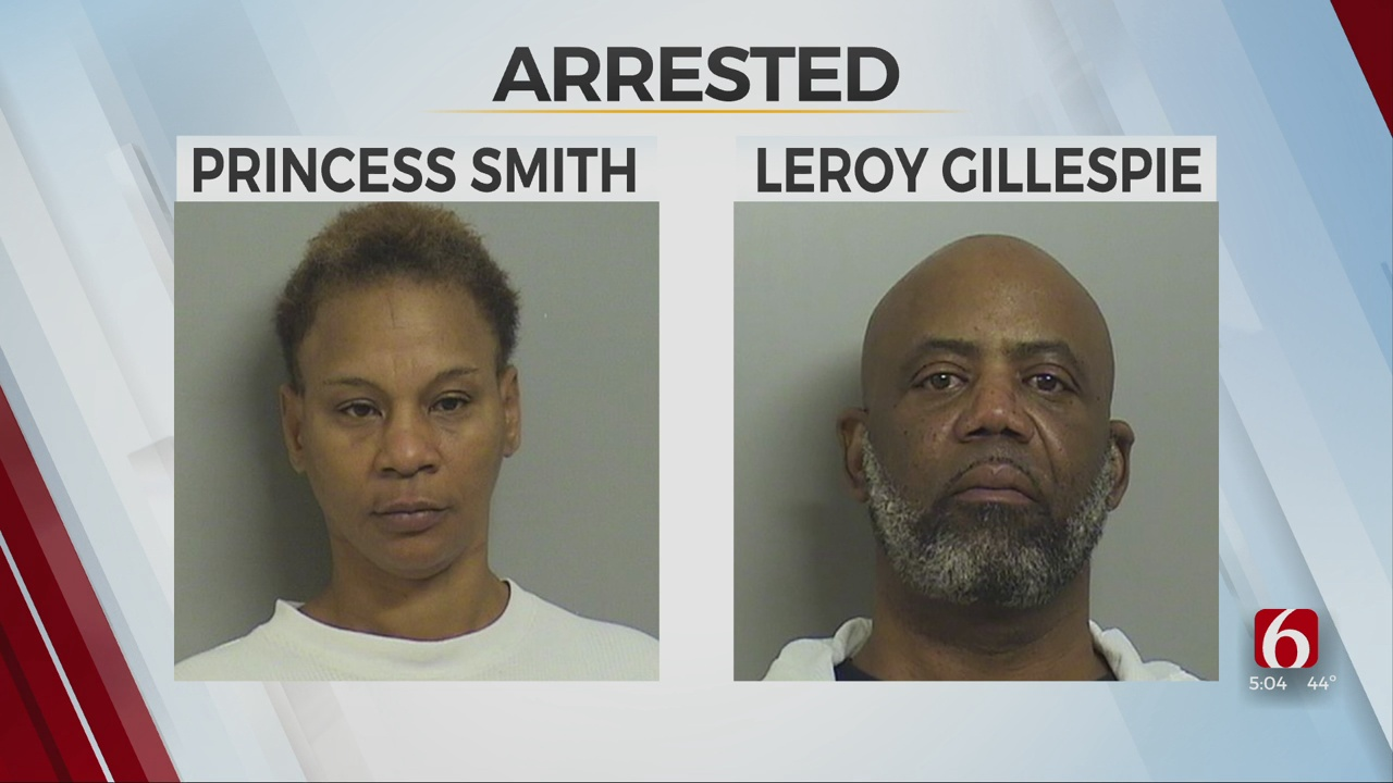 Tulsa Detectives Arrest 2 In Connection To Robbery Spree