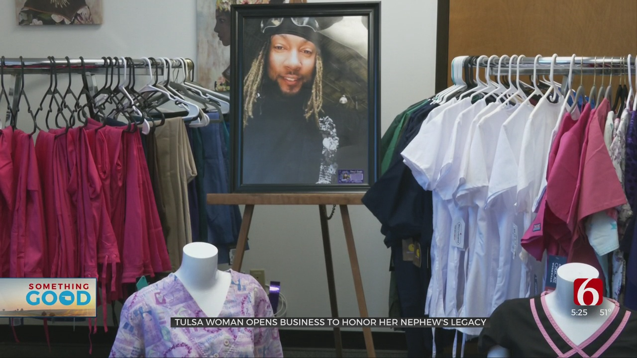 Tulsa Woman Opens Business To Honor Nephew's Legacy