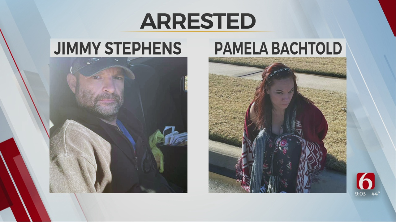 Deputies Arrest 2 Accused Of Stealing Packages From Porches