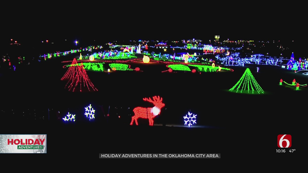 Oklahoma City's 'Best-Kept Secret' Offers Underground Holiday Adventures