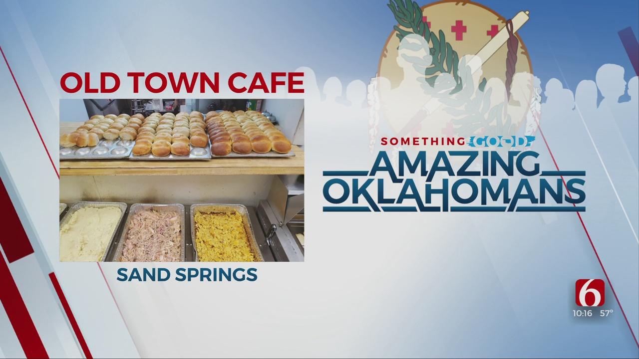 Amazing Oklahoman: Old Town Café Staff