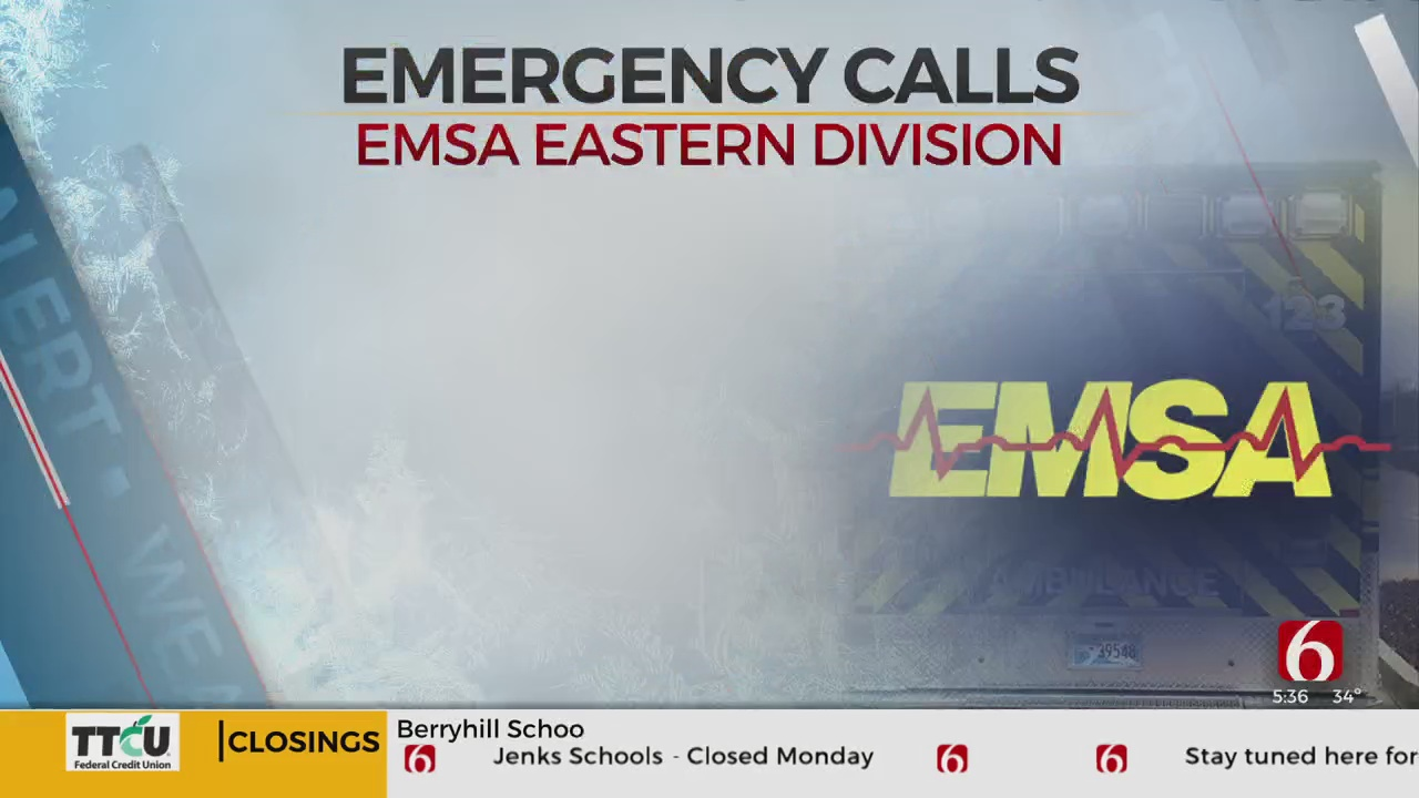 EMSA Updates Its Response To Emergency Calls