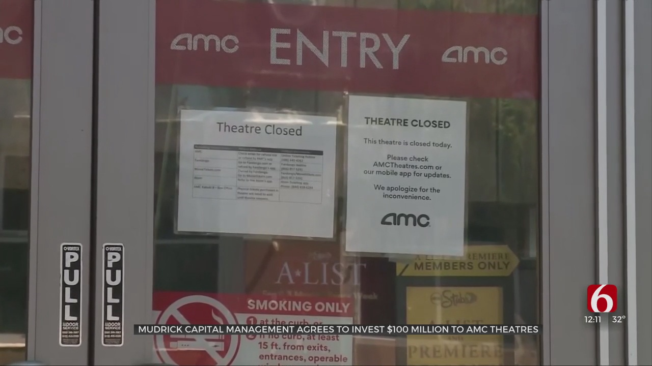 AMC Entertainment Receives $100M Investment To Maintain Operataions