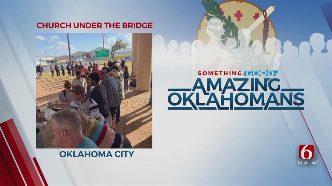 Amazing Oklahomans: Church Under The Bridge