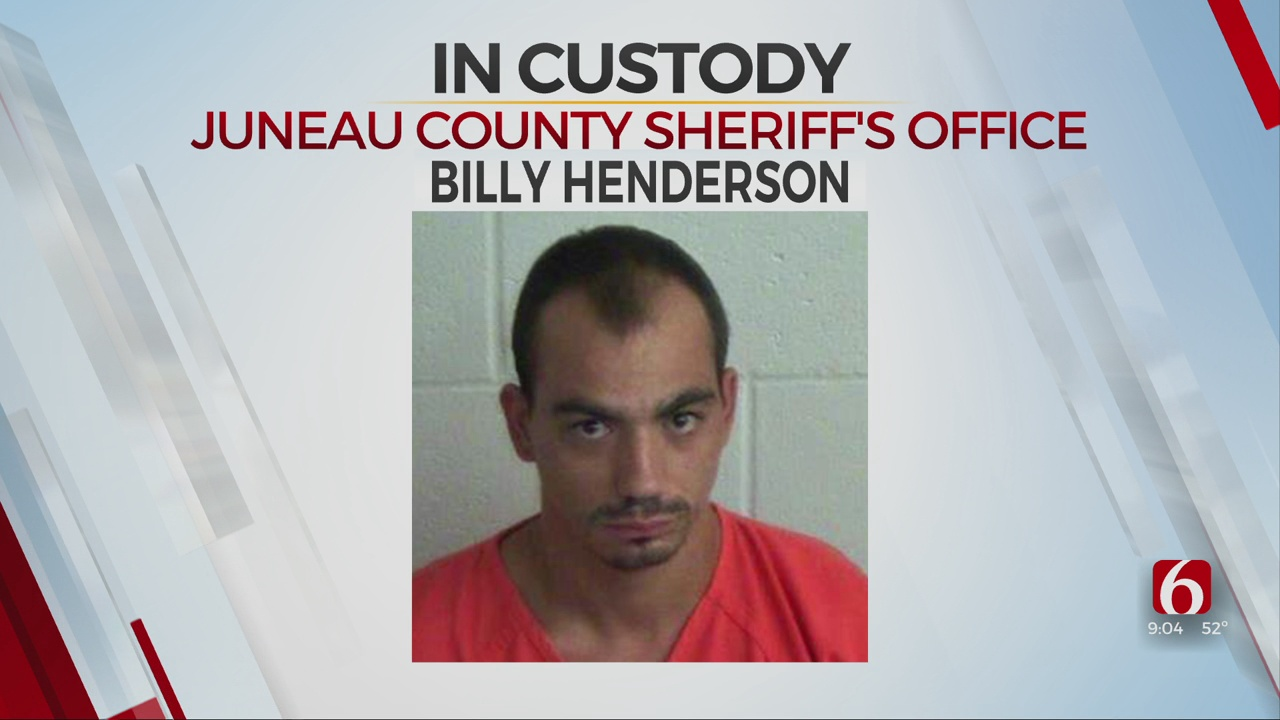 Investigators: Tulsa Man Facing Charges For Trying To Bite Wisconsin Deputies