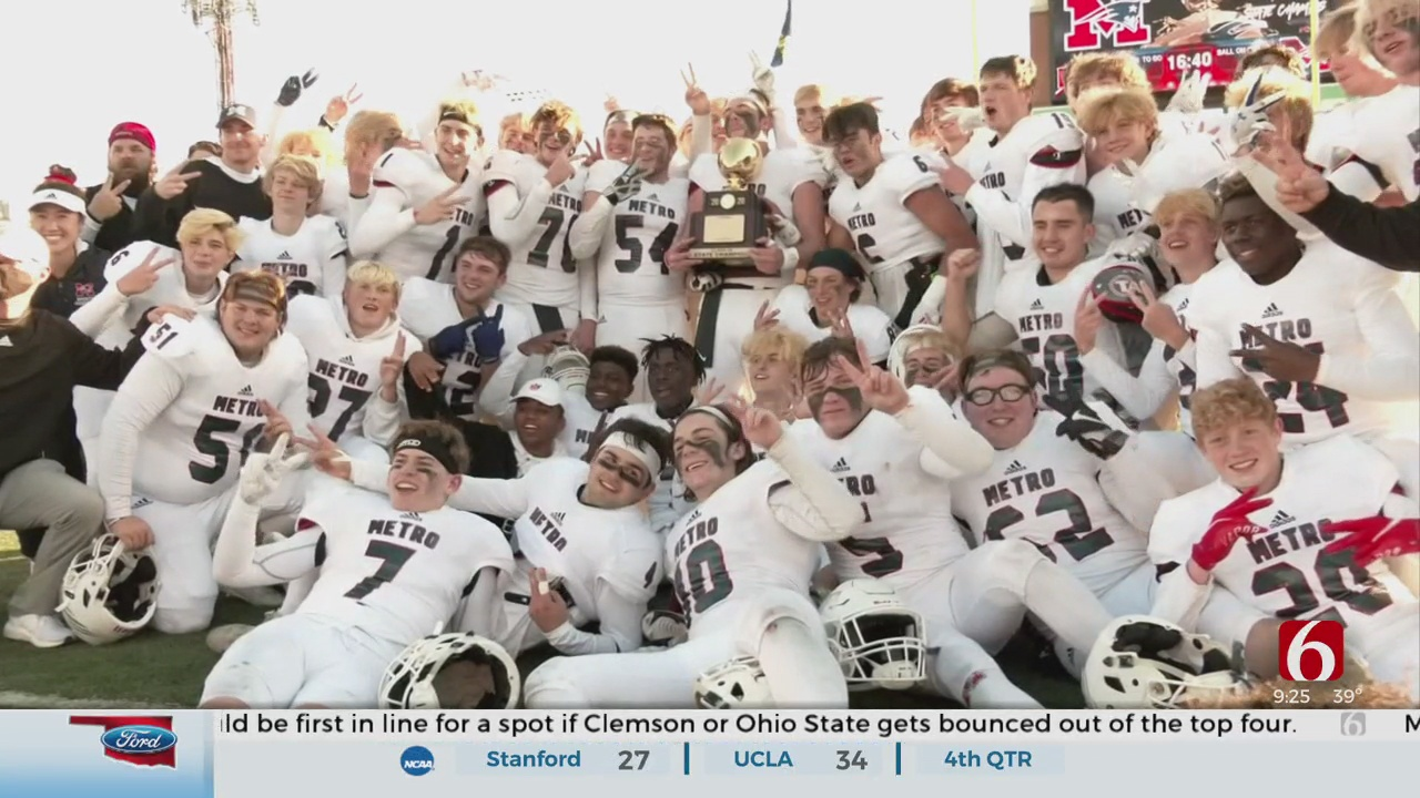 Metro Christian Wins State Title In Shootout