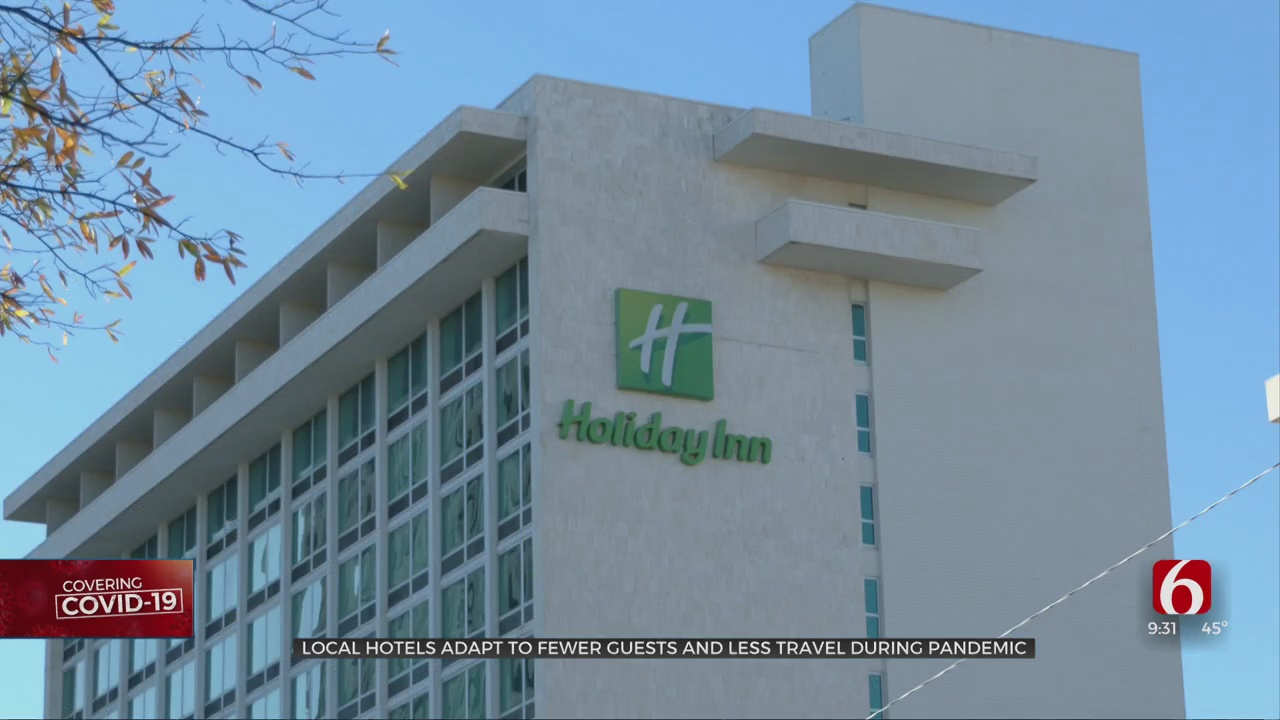 Tulsa Hotel Industry Adjusting To New Consumer Habits Due To COVID-19