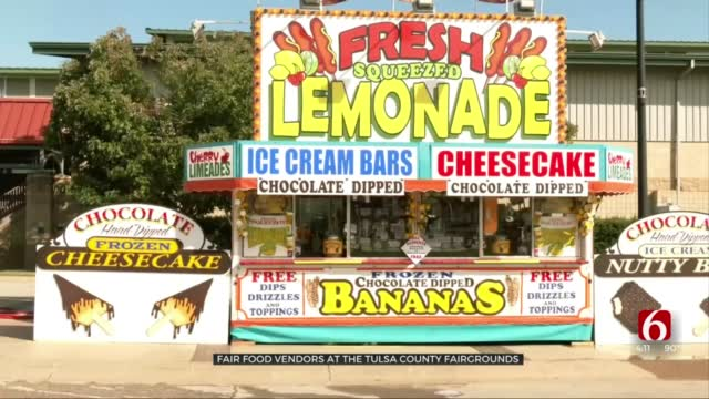 How To Get Your Tulsa State Fair Food Favorites