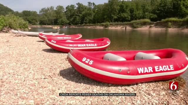 GRDA Offers Tips, Precautions To People Heading To The River