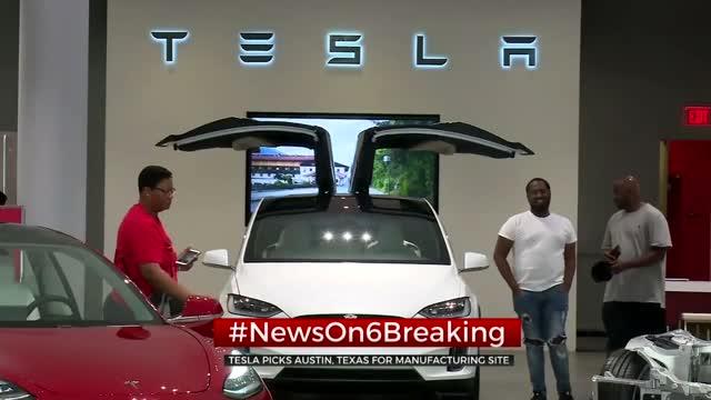 Tesla Picks Austin Over Tulsa For New Factory Location