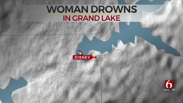 GRDA Reports Drowning In Grand Lake