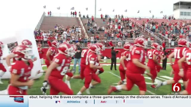 Claremore, Collinsville To Battle For 5A Driver's Seat