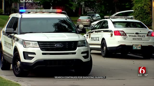 Tulsa Man Accused Of Killing His Brother Still On The Run