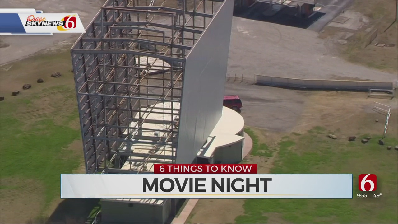 6 Things To Know (March 6): Meadow Gold Market Days & Drive-In Movie Night