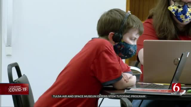 Air And Space Museum Hosts 'The Academy of STEM Explorers' For Young Learners