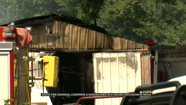 UPDATE: Woman Dies From Injuries After Home Explodes