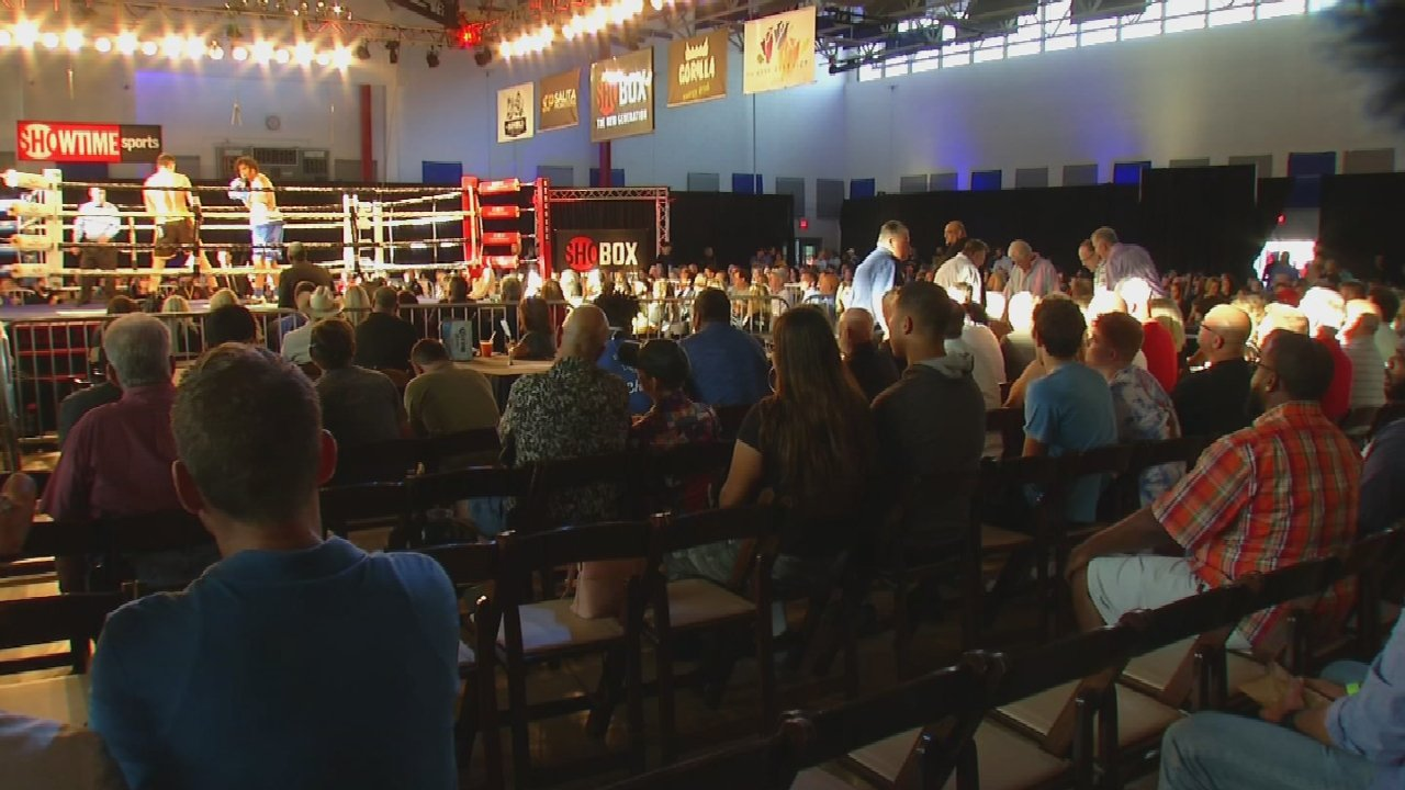 Broken Arrow Prepares For Internationally-Televised Rumble In the Rose District