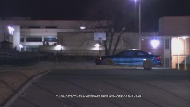 Update: Tulsa Detectives Investigate 1st Homicide Of 2021