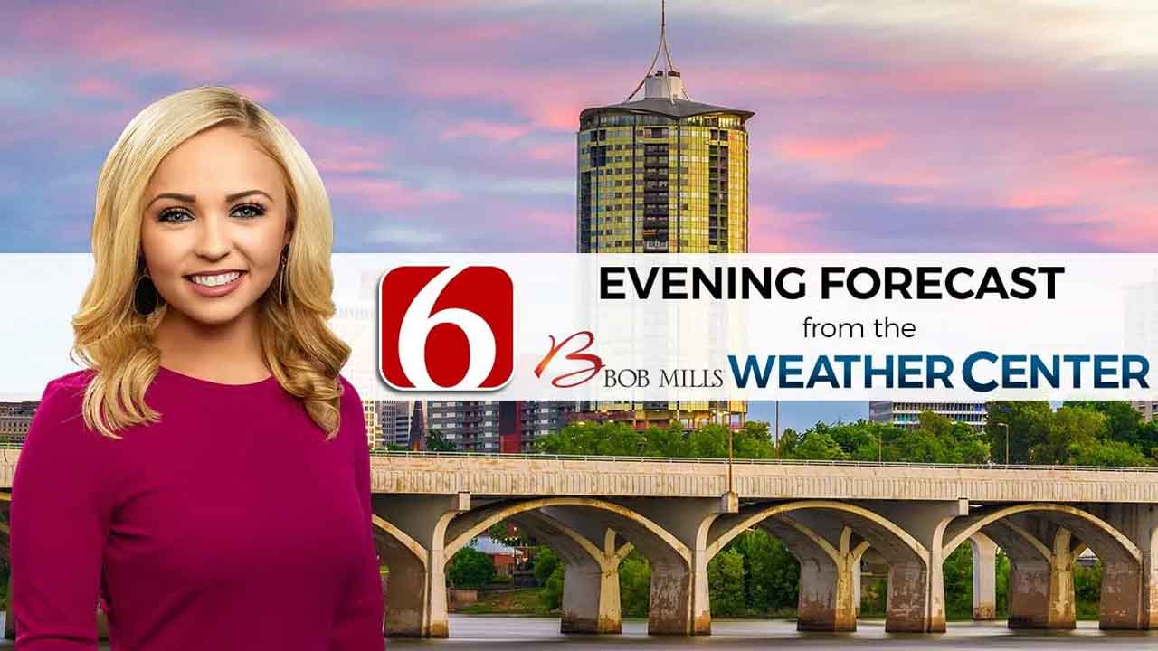 Christmas Evening Forecast With Kendall Smith