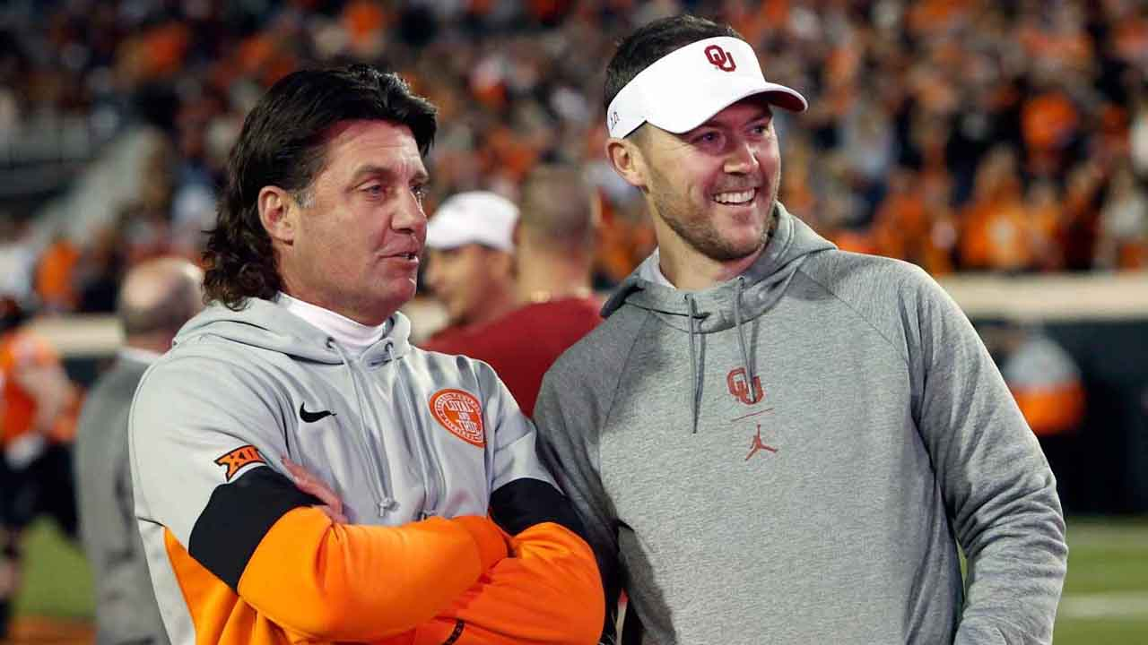 Mike Gundy Included In Oklahoma Sports Hall Of Fame Class Of 2021