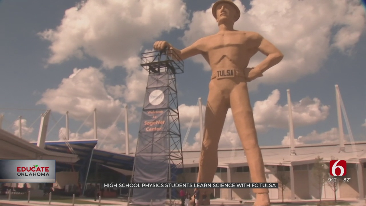 New State-Of-The-Art Golden Driller Plaza At Expo Square Now Open