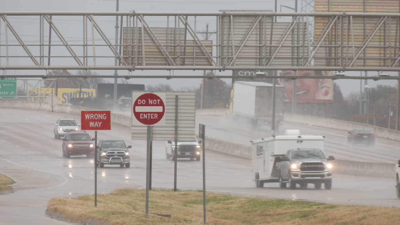 Oklahoma Highway Patrol Teams With AAA To Promote Safe Holiday Travel