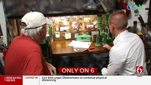 72-Year-Old Oklahoma Man Struggles With Gun Purchase After He Believed Felony Was Expunged