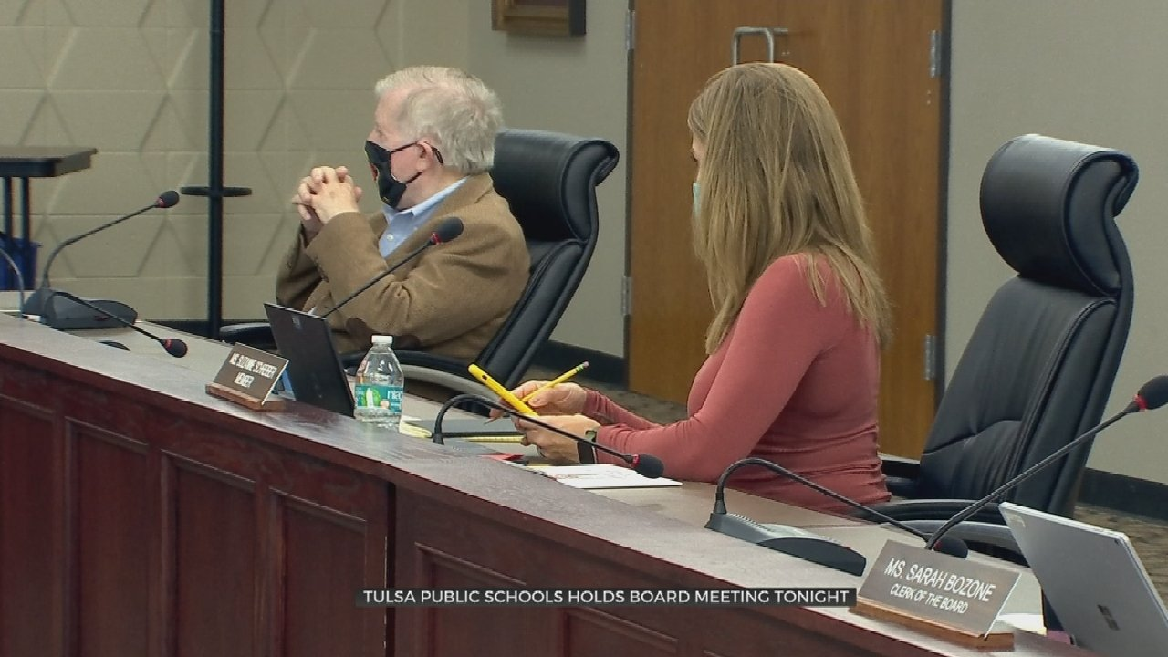 TPS Board Members To Discuss Possible Litigation Against State Board Of Education