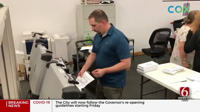 Oklahoma County Election Boards Absentee Ballots Will Surge This Year