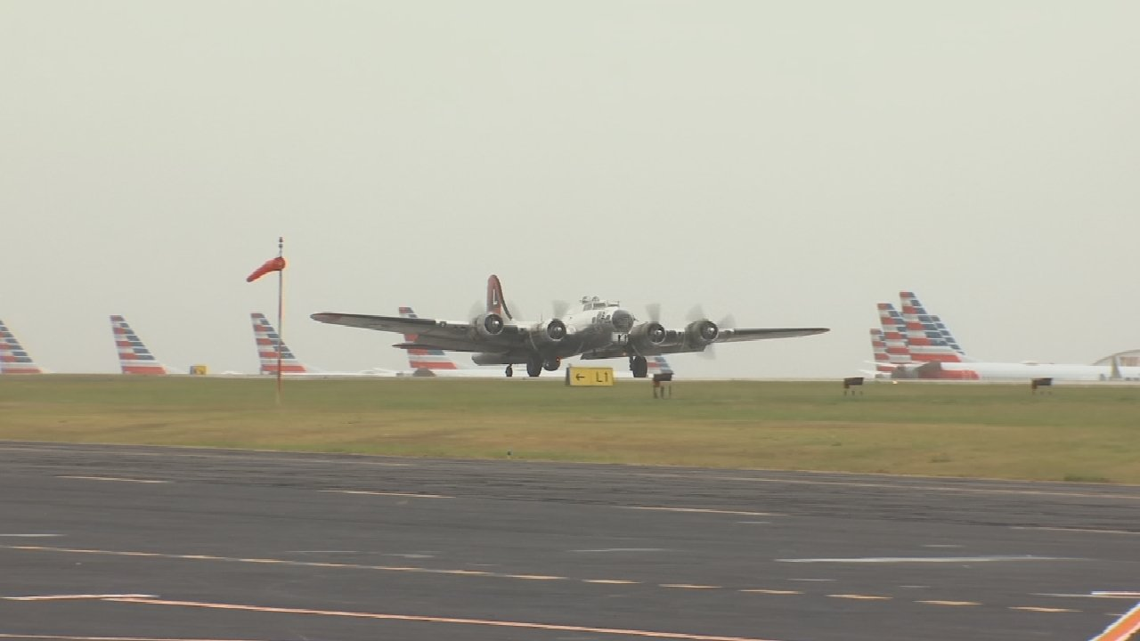 Tulsa Air & Space Museum Offers Once In A Lifetime Flight In A Real WWII Bomber