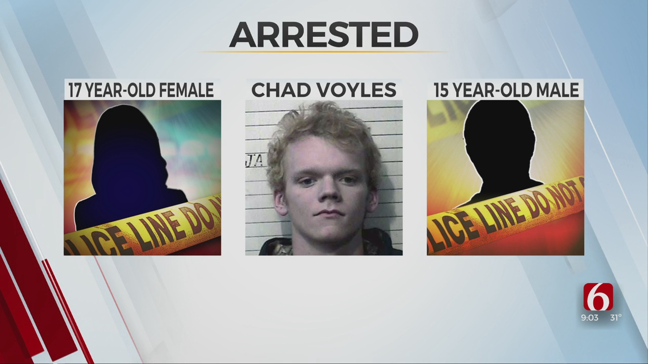 17-Year-Old Daughter, 2 Teens Arrested After Parents Found Dead In Choctaw County