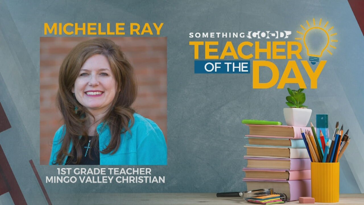 Teacher Of The Day: Michelle Ray