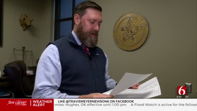 Oklahoma Voters To Decide On State Question 805