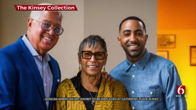 Prestigious African American Art Collection To Open At Tulsa's Gathering Place